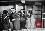 Image of improving living standards Japan, 1950, second 6 stock footage video 65675067567