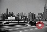 Image of city of Chicago Chicago Illinois USA, 1950, second 4 stock footage video 65675067574