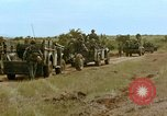 Image of 1st Cavalry Division Pleiku South Vietnam, 1965, second 5 stock footage video 65675067580