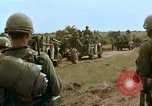 Image of 1st Cavalry Division Pleiku South Vietnam, 1965, second 7 stock footage video 65675067580