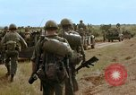 Image of 1st Cavalry Division Pleiku South Vietnam, 1965, second 9 stock footage video 65675067580