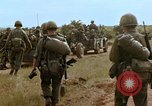 Image of 1st Cavalry Division Pleiku South Vietnam, 1965, second 10 stock footage video 65675067580