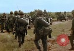 Image of 1st Cavalry Division Pleiku South Vietnam, 1965, second 11 stock footage video 65675067580