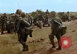 Image of 1st Cavalry Division Pleiku South Vietnam, 1965, second 12 stock footage video 65675067580