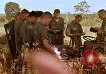 Image of 1st Cavalry Division Plei Me Vietnam, 1965, second 10 stock footage video 65675067582