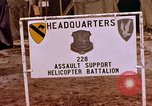 Image of 1st Cavalry Division Plei Me Vietnam, 1965, second 12 stock footage video 65675067585