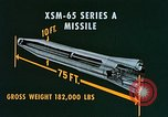 Image of XSM-65 Series A missile San Diego California USA, 1955, second 12 stock footage video 65675067624