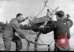 Image of under water camera Canada, 1952, second 8 stock footage video 65675067634