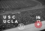 Image of Rose Bowl game California United States USA, 1952, second 7 stock footage video 65675067635