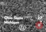 Image of Rose Bowl game Columbus Ohio  USA, 1952, second 2 stock footage video 65675067636