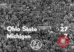Image of Rose Bowl game Columbus Ohio  USA, 1952, second 3 stock footage video 65675067636