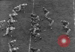 Image of Rose Bowl game Columbus Ohio  USA, 1952, second 6 stock footage video 65675067636