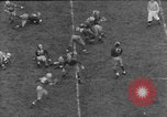 Image of Rose Bowl game Columbus Ohio  USA, 1952, second 9 stock footage video 65675067636