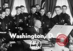 Image of Boy Scouts Washington DC USA, 1953, second 4 stock footage video 65675067640