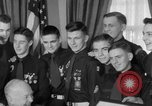 Image of Boy Scouts Washington DC USA, 1953, second 10 stock footage video 65675067640