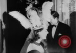 Image of girls display bonnet London England United Kingdom, 1953, second 9 stock footage video 65675067641