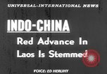 Image of French soldiers Laos, 1953, second 12 stock footage video 65675067644