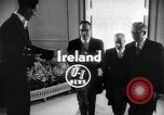 Image of William Howard Taft III Dublin Ireland, 1953, second 4 stock footage video 65675067646
