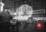 Image of film 'Thunder Bay' premier New York United States USA, 1953, second 7 stock footage video 65675067649