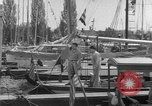 Image of Yacht race Seattle Washington USA, 1953, second 6 stock footage video 65675067650