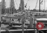 Image of Yacht race Seattle Washington USA, 1953, second 7 stock footage video 65675067650