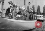 Image of Yacht race Seattle Washington USA, 1953, second 10 stock footage video 65675067650