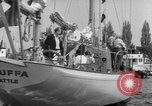 Image of Yacht race Seattle Washington USA, 1953, second 11 stock footage video 65675067650