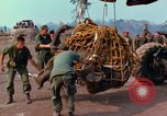 Image of Elephant airlifted Vietnam, 1968, second 10 stock footage video 65675067651