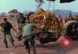 Image of Elephant airlifted Vietnam, 1968, second 11 stock footage video 65675067651