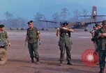 Image of elephant airlifted Vietnam, 1968, second 5 stock footage video 65675067653