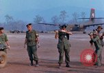 Image of elephant airlifted Vietnam, 1968, second 7 stock footage video 65675067653