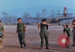 Image of elephant airlifted Vietnam, 1968, second 9 stock footage video 65675067653