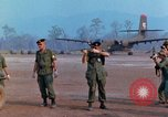 Image of elephant airlifted Vietnam, 1968, second 12 stock footage video 65675067653