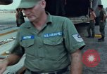 Image of Elephant airlifted Vietnam, 1968, second 3 stock footage video 65675067655