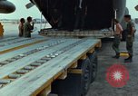 Image of Elephant airlifted Vietnam, 1968, second 6 stock footage video 65675067655