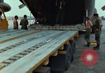 Image of Elephant airlifted Vietnam, 1968, second 7 stock footage video 65675067655