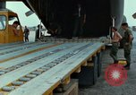 Image of Elephant airlifted Vietnam, 1968, second 10 stock footage video 65675067655