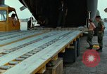 Image of Elephant airlifted Vietnam, 1968, second 11 stock footage video 65675067655