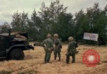 Image of Marine Battalions Chu Lai Vietnam, 1965, second 10 stock footage video 65675067656
