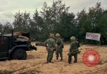 Image of Marine Battalions Chu Lai Vietnam, 1965, second 11 stock footage video 65675067656