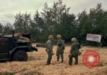 Image of Marine Battalions Chu Lai Vietnam, 1965, second 12 stock footage video 65675067656