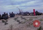 Image of Marine battalions Chu Lai Vietnam, 1965, second 5 stock footage video 65675067663