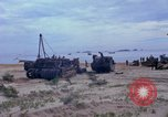 Image of Marine battalions Chu Lai Vietnam, 1965, second 12 stock footage video 65675067663
