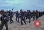 Image of Marine battalions Chu Lai Vietnam, 1965, second 5 stock footage video 65675067665