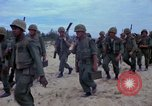 Image of Marine battalions Chu Lai Vietnam, 1965, second 10 stock footage video 65675067665