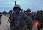 Image of Marine battalions Chu Lai Vietnam, 1965, second 12 stock footage video 65675067665
