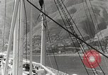 Image of Tourists leave ship by motorboat to visit Vargas Venezuela, 1936, second 7 stock footage video 65675067694