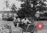Image of people shopping Kingston Jamaica, 1936, second 6 stock footage video 65675067699