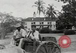 Image of people shopping Kingston Jamaica, 1936, second 7 stock footage video 65675067699