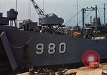 Image of USS Meeker County Da Nang Vietnam, 1969, second 10 stock footage video 65675067702